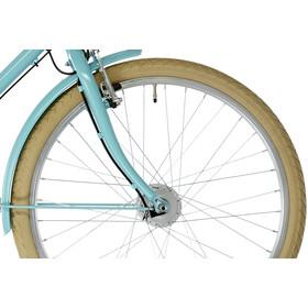 "Ortler Bricktown - Vélo enfant - 24"" turquoise"